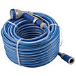 Aqua System Fitted Garden Hose & Nozzle - 30M
