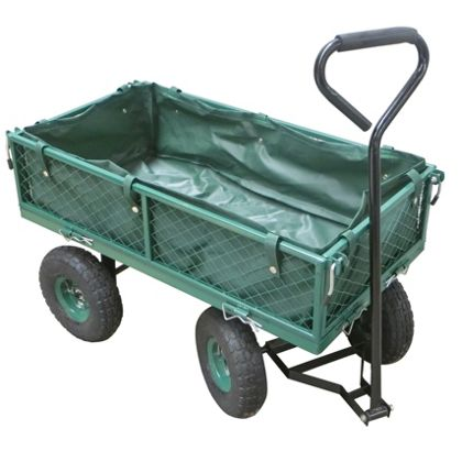 Garden Cart Vertex Super Duty Garden Cart Sd480 The Home