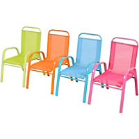 Childrens Stacking Chair (Choice of Colours Available)
