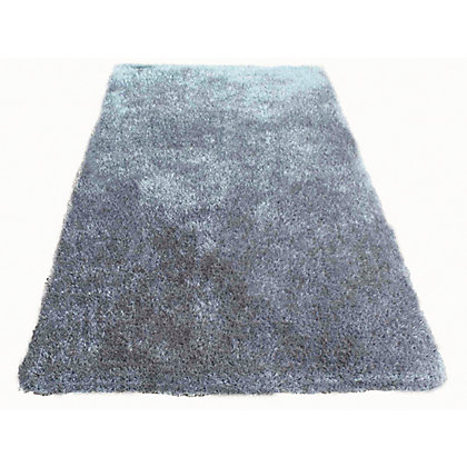 Image for Luer Shaggy Rug 150 X 80cm - Grey from StoreName