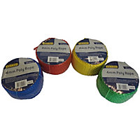 20m/4mm Polypropylene Rope