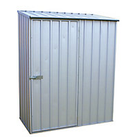 Absco Garden Pro Masterstore Metal Shed - Small