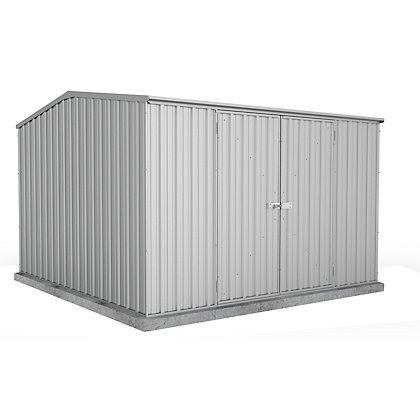 Image for Absco Garden Pro Masterstore Metal Shed - Large from StoreName