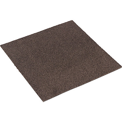 Image for Alpine Carpet Tiles - Dark Brown - 50 x 50cm from StoreName