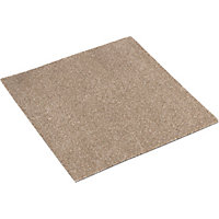 Alpine Carpet Tiles - Beige - 50 x 50cm