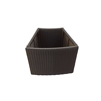 Image for Canadian Spa Rattan Round Deep Garden Planter For Round Spa from StoreName