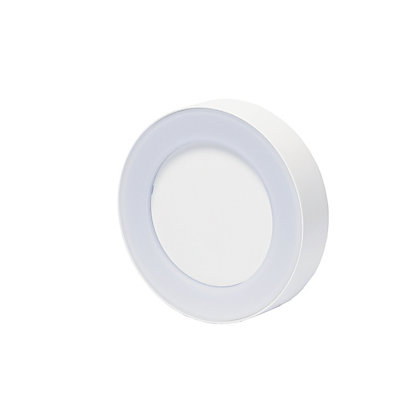 Image for Circular Aluminium Outdoor Light from StoreName