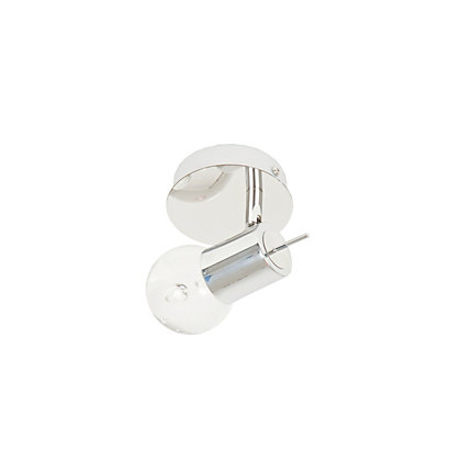 Image for Holton  Glass Single Bathroom Spotlight from StoreName