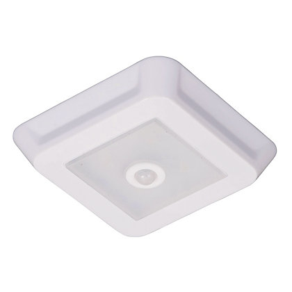 Image for Integrated LED Cabinet Light with Motion Sensor from StoreName