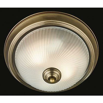 Image for Traditional Flush Ceiling Light from StoreName