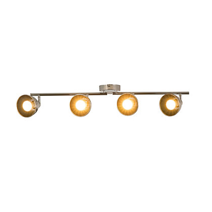 Image for Thompson Chrome 4 Light Bar Spotlight from StoreName