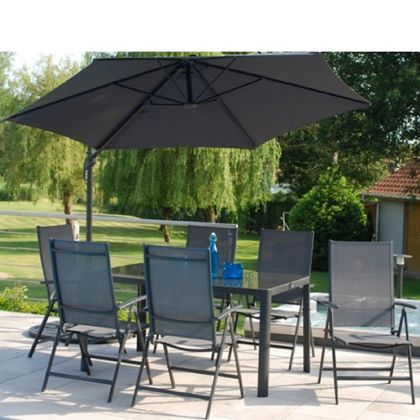 Marvellous Garden  Patio Furniture Sets Chairs  Benches At Homebase With Exquisite Tempo Metal  Seater Folding Garden Furniture Set With Overhang Parasol With Delightful Little Heath Garden Center Also Temple Newsam Park And Gardens In Addition Gardening Courses Online And Oak Garden Table As Well As Balamb Garden Additionally Small Garden Greenhouse From Homebasecouk With   Exquisite Garden  Patio Furniture Sets Chairs  Benches At Homebase With Delightful Tempo Metal  Seater Folding Garden Furniture Set With Overhang Parasol And Marvellous Little Heath Garden Center Also Temple Newsam Park And Gardens In Addition Gardening Courses Online From Homebasecouk
