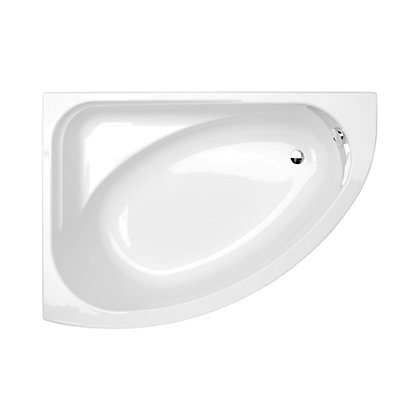 Image for Apollo Offset Left Hand Bath from StoreName