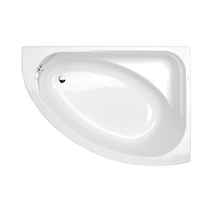 Image for Apollo Offset Right Hand Bath from StoreName
