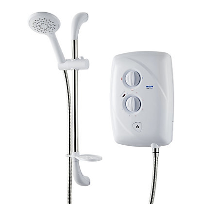 Image for Triton T80Easi-Fit 8.5kW Electric Shower from StoreName