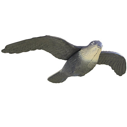 Image for Hanging Hawk Plastic Garden Ornament from StoreName