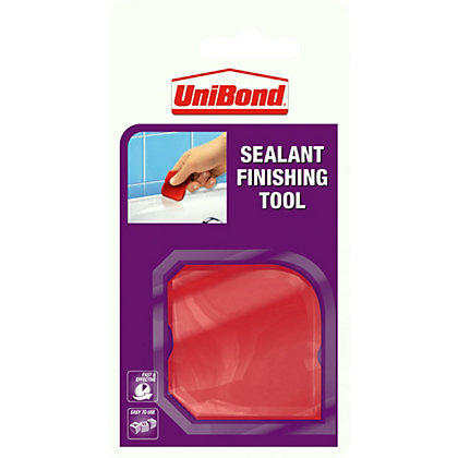 Image for UniBond Sealant Finishing Tool - Red - 1 piece from StoreName