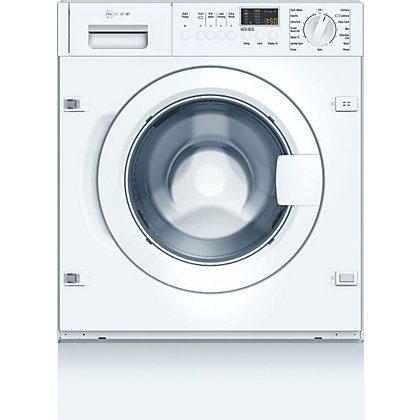 Image for Neff W5440X1GB Automatic Washing Machine - White from StoreName