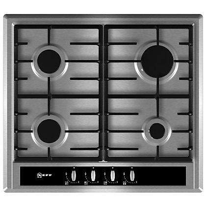 Image for Neff T23S36N0GB Gas Hob - 60cm from StoreName