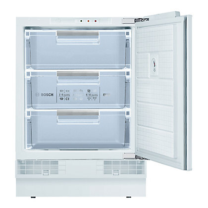Image for Bosch GUD15A50GB Integrated Under Counter Freezer from StoreName