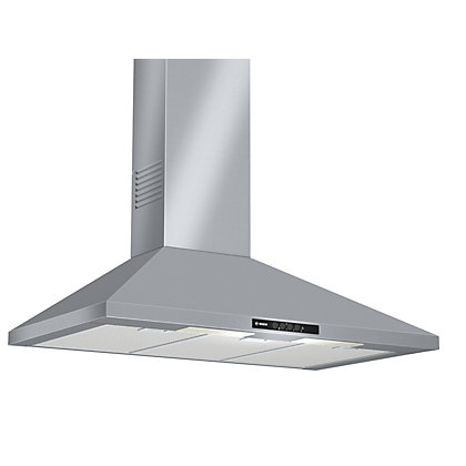 Image for Bosch DWW09W460B Hood - Silver from StoreName