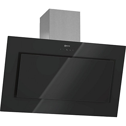 Image for Neff D39E49S0GB Inclined Chimney Hood - 90cm -Stainless Steel from StoreName