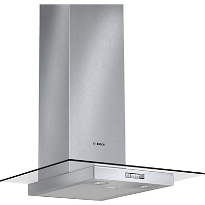 Image for Bosch DWA064W50B Chimney Hood - 60cm - Brushed Steel from StoreName