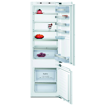 Image for Neff KI6873F30G Built-In Fridge Freezer from StoreName