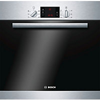 Bosch HBA23B150B Single Oven - Stainless Steel