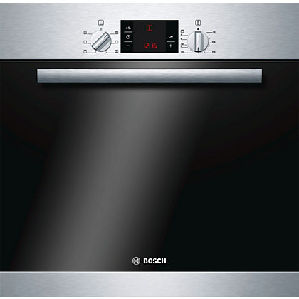 Image for Bosch HBA23B150B Single Oven - Stainless Steel from StoreName