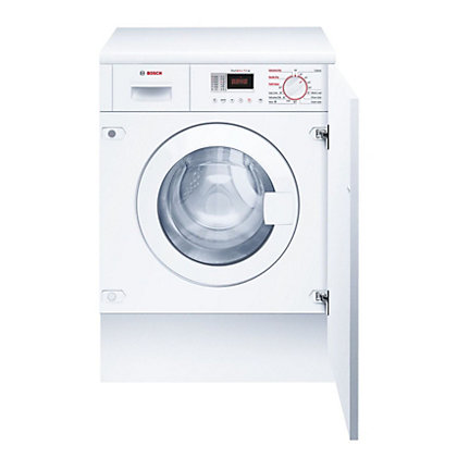 Image for Bosch WKD28350GB Automatic Washer Dryer - White from StoreName