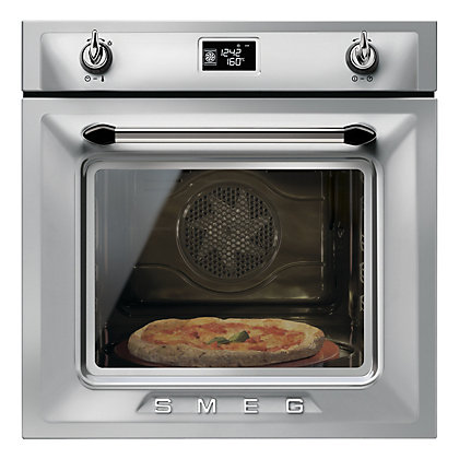 Image for Smeg SFP6925XPZE Pyrolytic Single Oven - Stainless Steel from StoreName