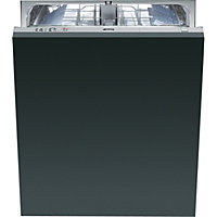 Smeg DI612E Integrated Dishwasher