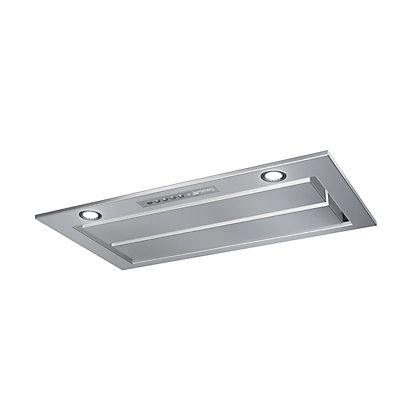 Image for Smeg KSEG77XE Canopy Cooker Hood - 77cm - Stainless Steel from StoreName