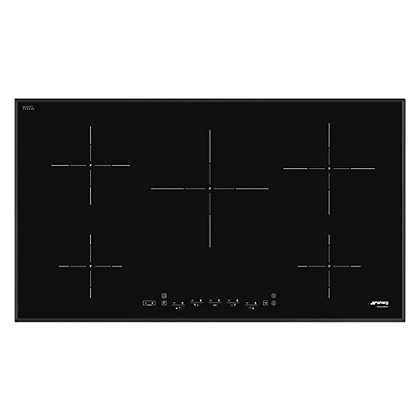 Image for Smeg SI5952B 5 Zone Touch Inducuction Hob - 90cm from StoreName