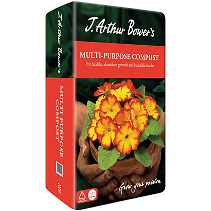 Image for J Arthur Bowers Multi-Purpose Compost - 100L from StoreName