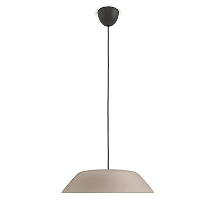 Image for Fado Grey LED Pendant Light from StoreName