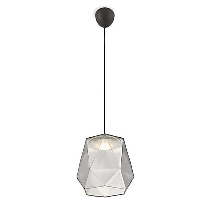Image for Italy Grey Pendant Light from StoreName