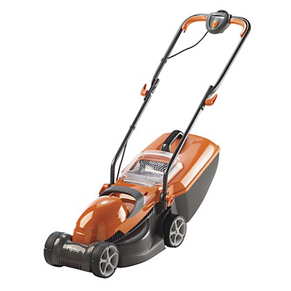 Image for Flymo Chevron 32V Wheeled Lawn Mower from StoreName