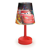 Philips Battery Table Lamp - Cars