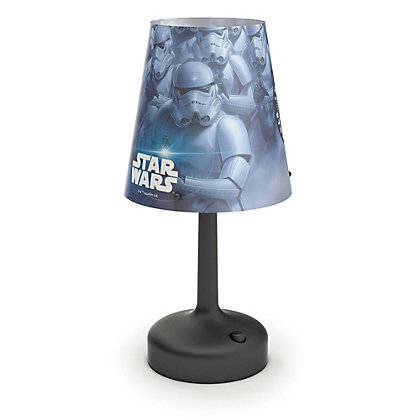Image for Philips Star Wars Stormtroopers Portable LED Table Lamp from StoreName