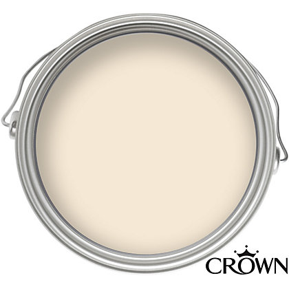 Image for Crown Bathroom Clean & Dry Mid Sheen Emulsion Paint -  40ml from StoreName