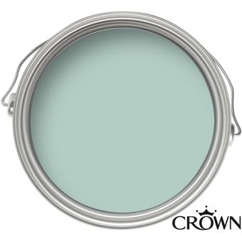 Crown Green Washable Paint Homebase Co Uk