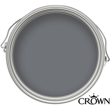Image for Crown Breatheasy Bathroom -  Tin Bath -  Mid Sheen Paint -  2.5L from StoreName