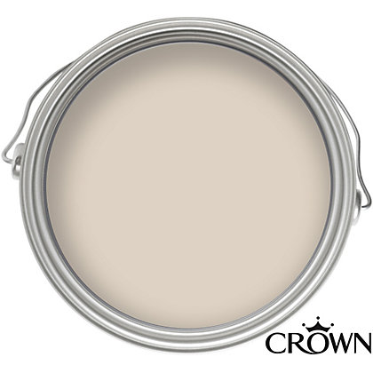 Image for Crown Kitchen Afternoon Tea Matt Emulsion Paint -  2.5L from StoreName