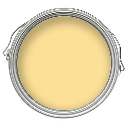 Image for Crown Kitchen Lemon Squash Matt Emulsion Paint -  40ml from StoreName