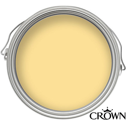 Image for Crown Breatheasy Kitchen -  Lemon Squash -  Matt Paint -  2.5L from StoreName