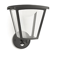 Philips Cottage Wall Lantern with PIR