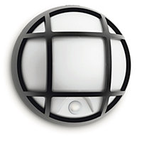 Philips Eagle Cross LED Wall Light with PIR