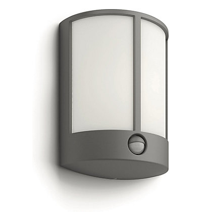 Image for Philips Stock Wall Lantern with PIR from StoreName